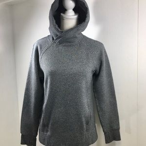 LuluLemon Long Sleeve Gray Hoodie Sweatshirt. 4